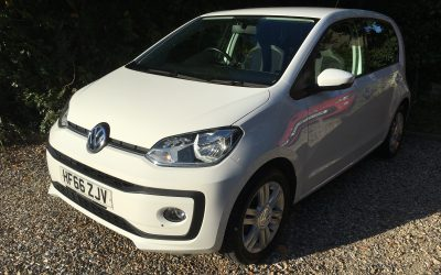 Volkswagen UP! 1.0 High up! 5dr  £7,250 p/x welcome ONE OWNER * RFL £20 PER YEAR
