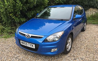 Hyundai i30 1.6 CRDi Comfort 5dr  £2,490 p/x welcome ONE OWNER *** NOW SOLD ***