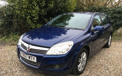 Vauxhall Astra 1.9 CDTi 8v Elite 5dr  £2,750 p/x welcome ***NOW SOLD ***