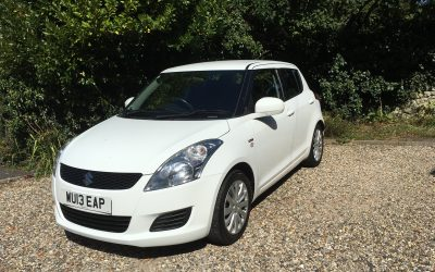 Suzuki Swift 1.3 TD SZ3 5dr  £3,950 p/x welcome *** NOW SOLD ***