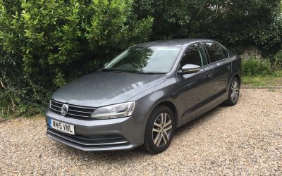 Volkswagen Jetta 2.0 TDI BlueMotion Tech SE (s/s) 4dr  £7,950 p/x welcome *** SUPERB DRIVE ***