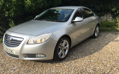 Vauxhall Insignia 1.8 i VVT 16v SRi 4dr   £2,750 p/x welcome *** A GREAT LOOKING CAR ***