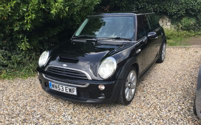 MINI Hatch 1.6 Cooper S 3dr  £2,250 p/x to clear *** PART EXCHANGE TO CLEAR ***