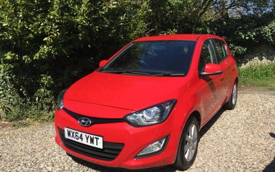 Hyundai i20 1.2 Active 5dr  £2,950 p/x welcome *** NOW SOLD  ***